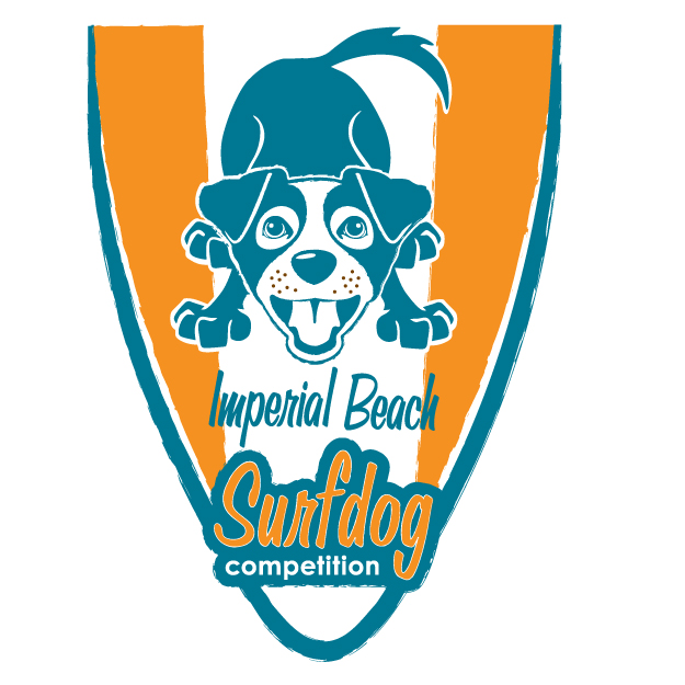 2018 Imperial Beach Surf Dog Competition Photo