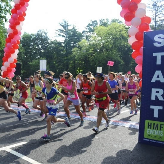 Rock The Red For Women 5K Photo