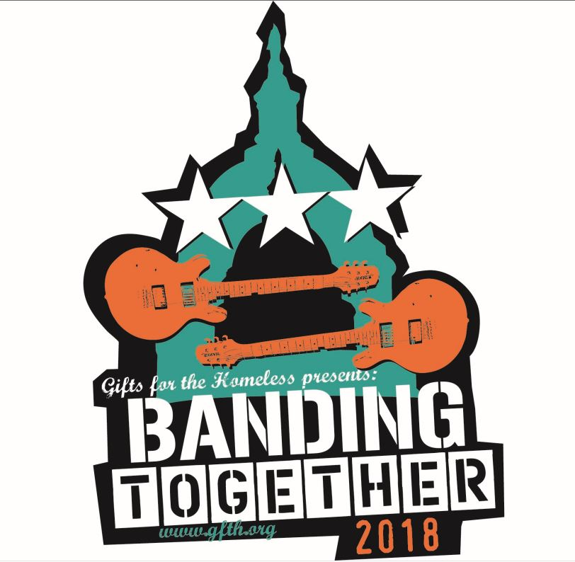 Gifts for the Homeless - Banding Together 2018 Photo