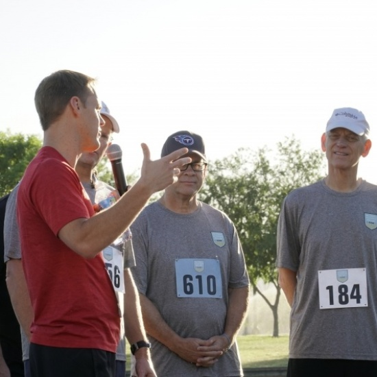 Global Hunger Relief Run 2018 Photo