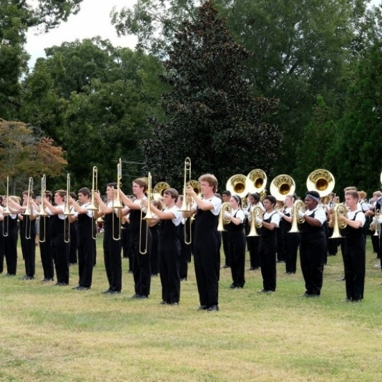 Lassiter Marching Trojan Band's trip to the 130th Tournament of Roses Photo
