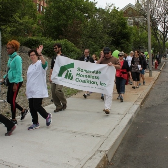 Save Our Homes Walk Photo