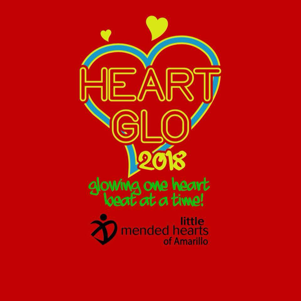 2018 Heart Glo Amarillo Photo