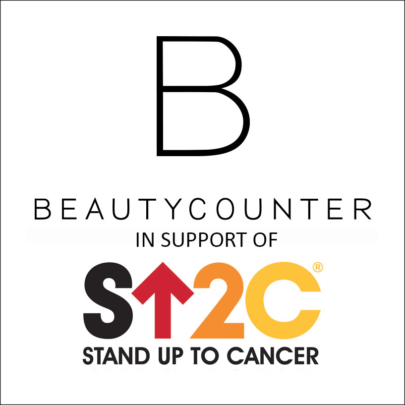Stand Up To Cancer Beautycounter Photo