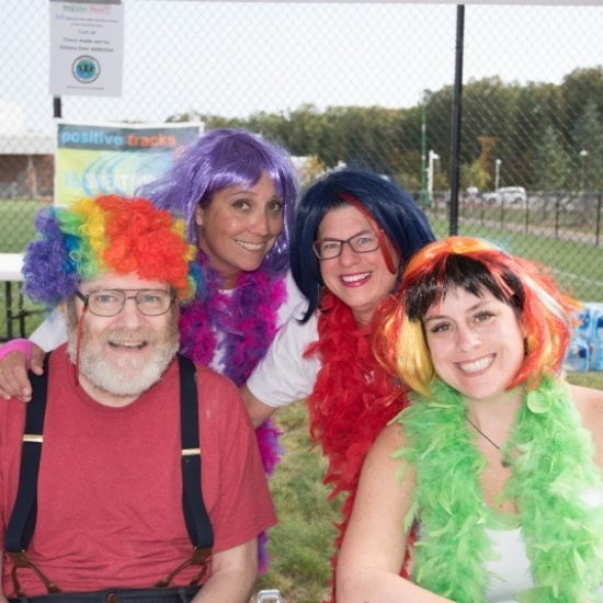 2018 Victory Over Addiction Color Race Photo