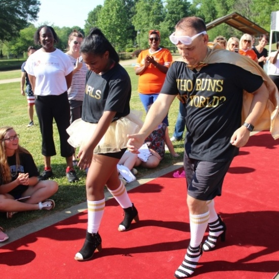 Shake, Swagger & Stroll featuring the Stiletto Swagger and the Power Walk Photo