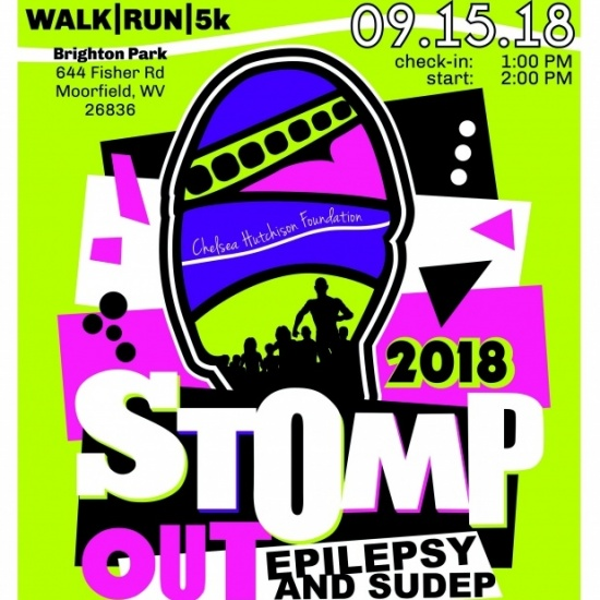 West Virginia - STOMP Out Epilepsy and SUDEP Photo