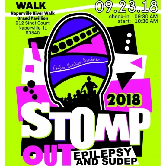 Illinois - STOMP Out Epilepsy and SUDEP Photo