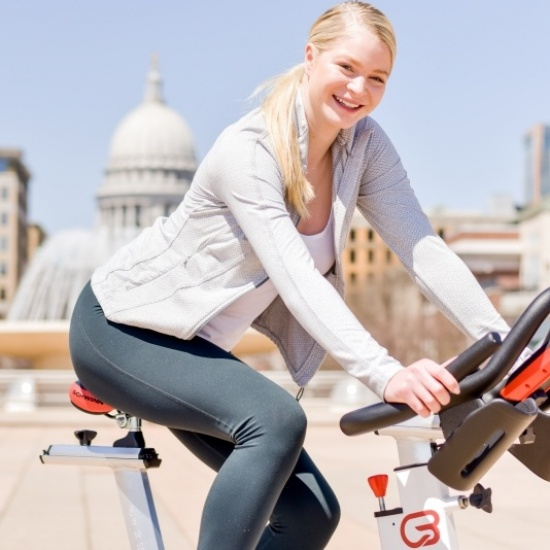 Madison Moves | A Pedal to End Cancer Event Photo