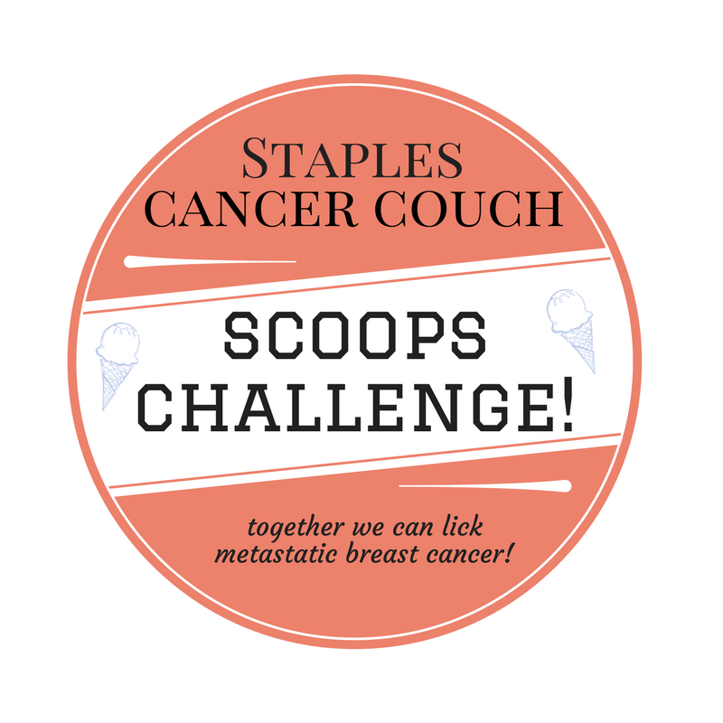 2018 Staples High School - Cancer Couch Scoops Challenge Photo