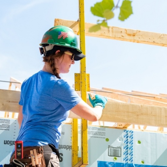 Knoxville Habitat Women Build 2018 Presented by Publix Charities Photo