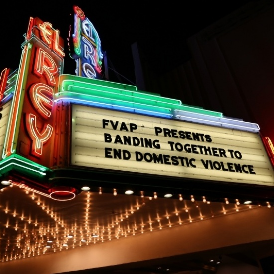 Banding Together to End Domestic Violence 2018--Los Angeles Photo
