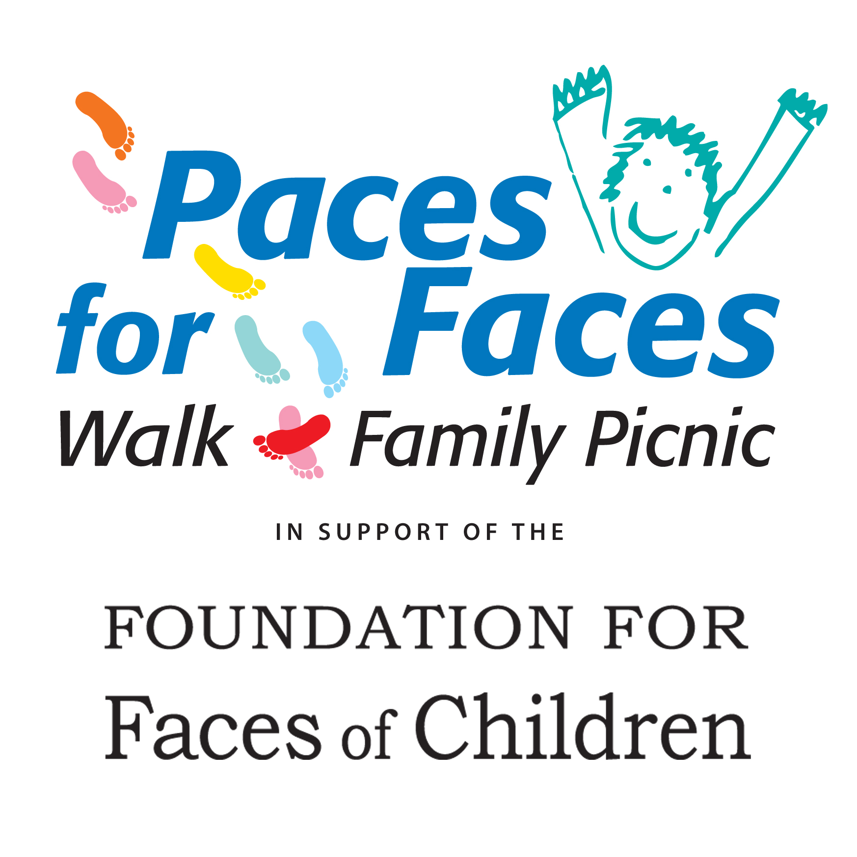 Paces for Faces 2018 Photo