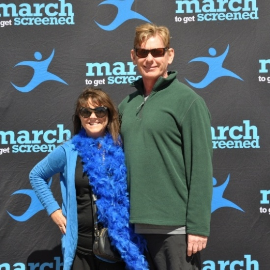 March to Get Screened Photo