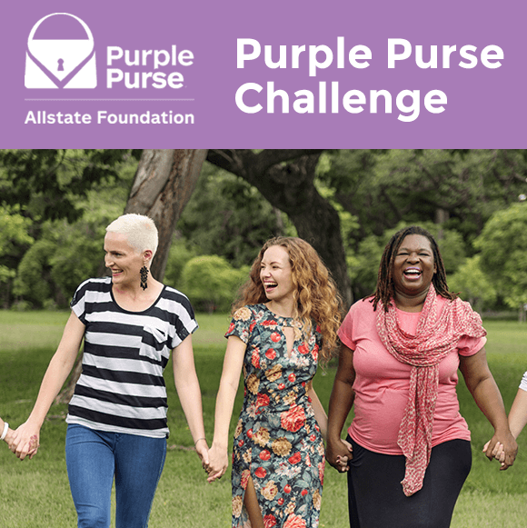2018 ALLSTATE FOUNDATION PURPLE PURSE CHALLENGE Photo