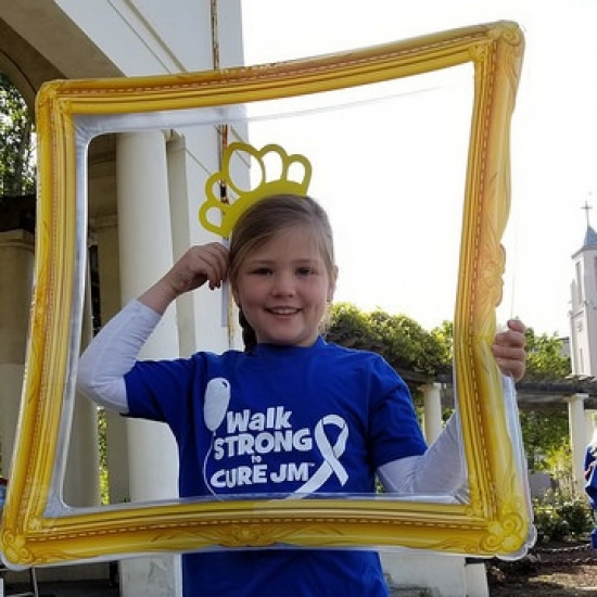 Walk Strong to Cure JM - Northern California 2019 Photo