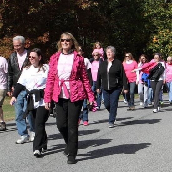 2018 COMMUNITY WALK FOR BREAST CANCER Photo