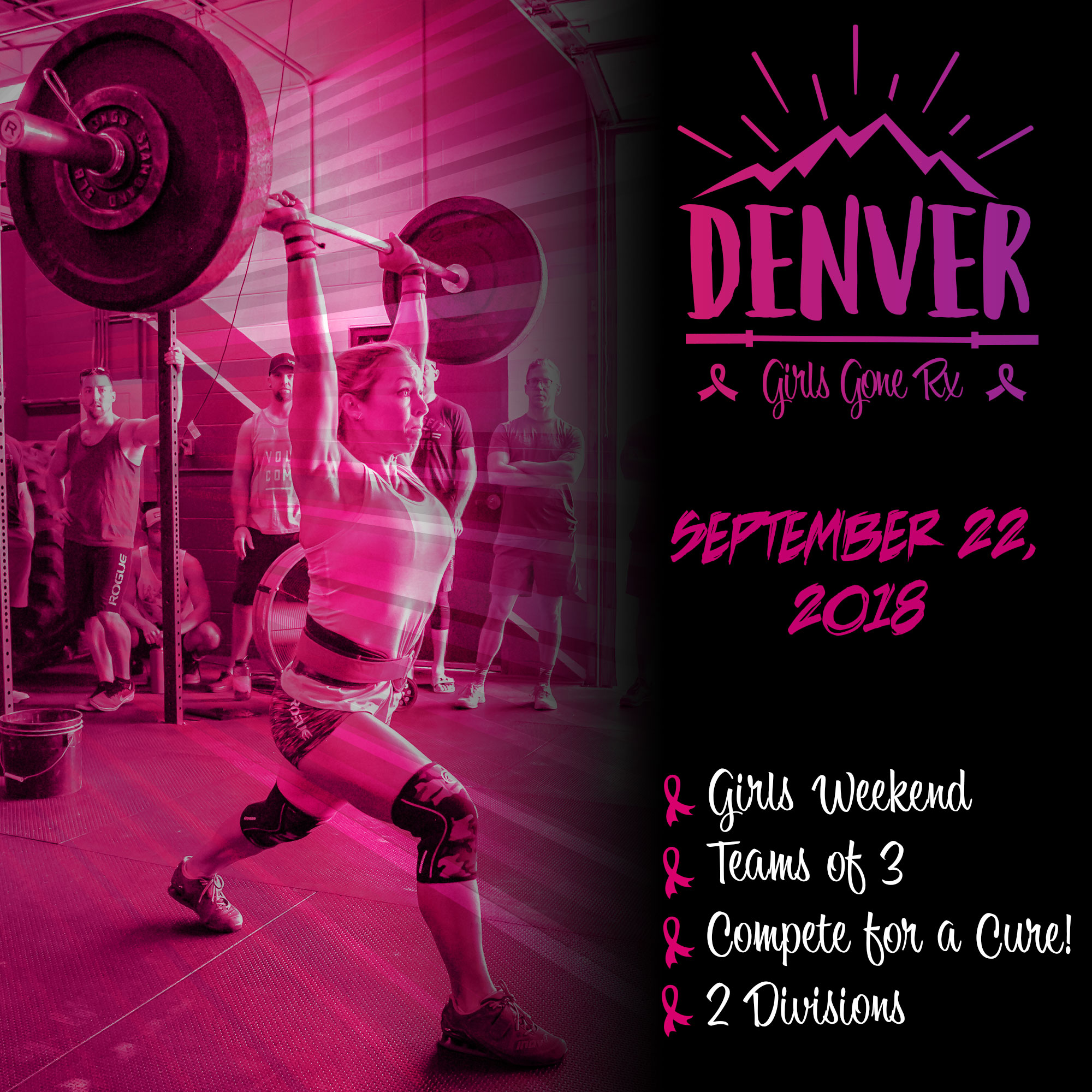 2018 Girls Gone RX Denver Photo