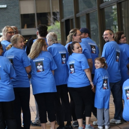 Step Up for Recovery 2018 Photo