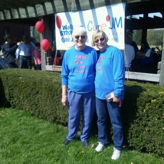 Walk Strong to Cure JM - Chicago 2019 Photo