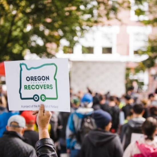 Oregon Recovers Walk For Recovery 2018 Photo