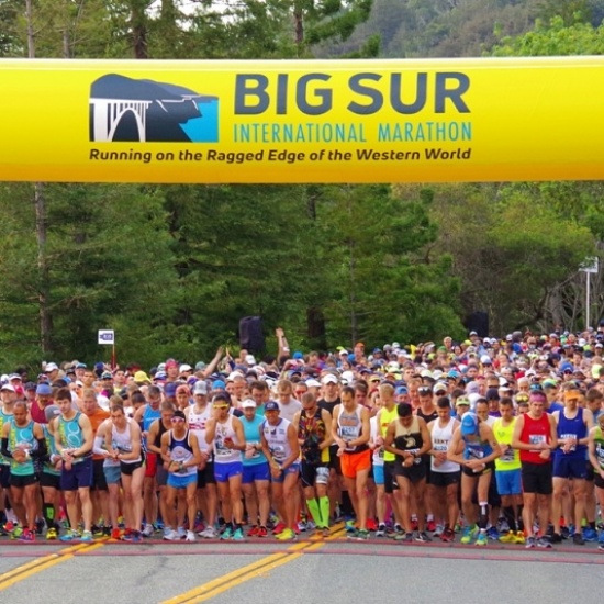 2019 Big Sur International Marathon Photo