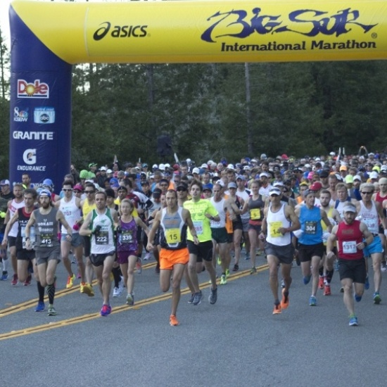 Lazarex | 2019 Big Sur International Marathon Photo