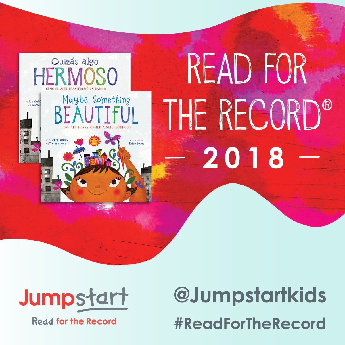 Read For The Record 2018 Photo