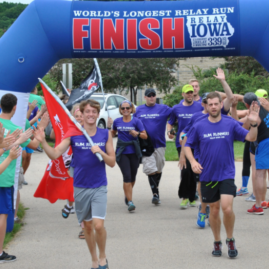 10th Annual Relay Iowa- 2019 Photo
