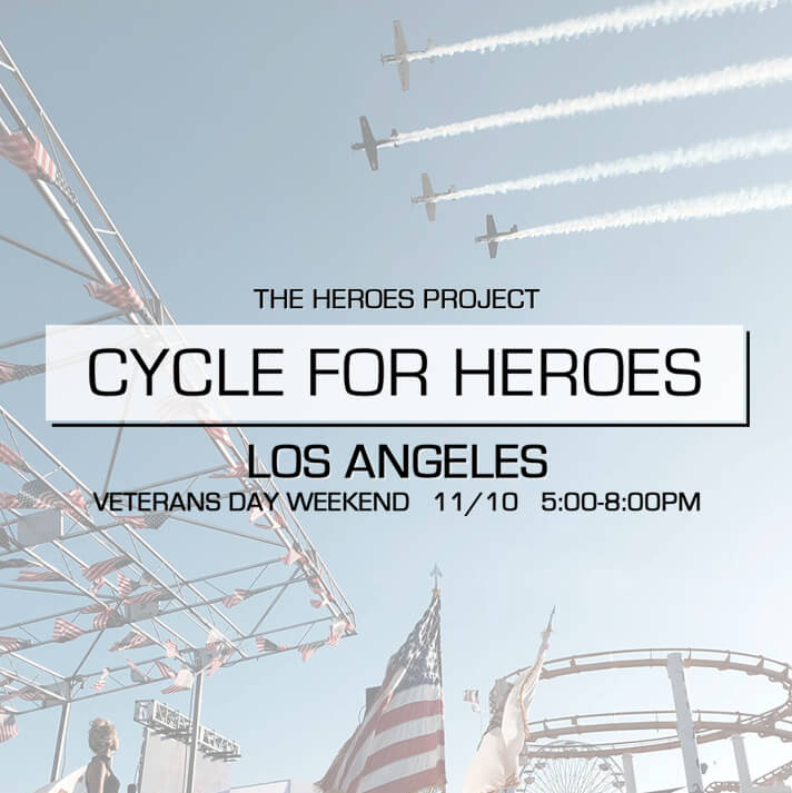 Cycle for Heroes - LA 2018 Photo