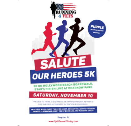 Salute Our Heroes 5K Photo
