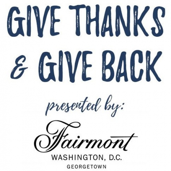 Give Thanks & Give Back 2018 Photo