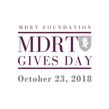 MDRT Gives Day Photo