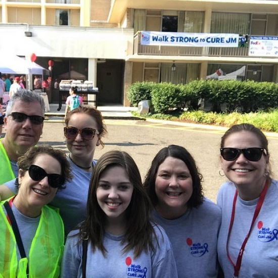 Walk Strong to Cure JM - Central Florida 2019 Photo