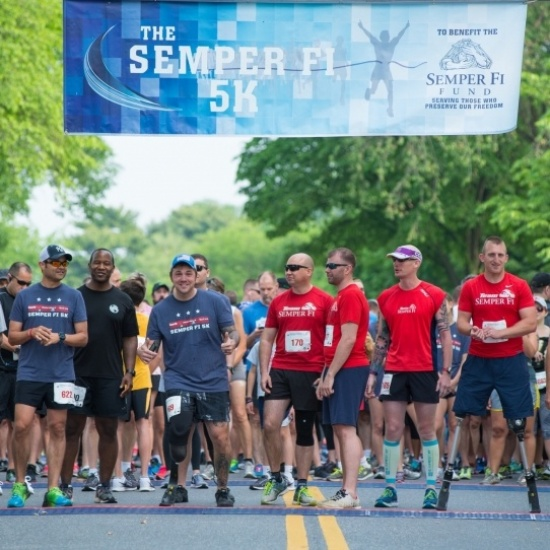 10th Annual Semper Fi 5K Photo