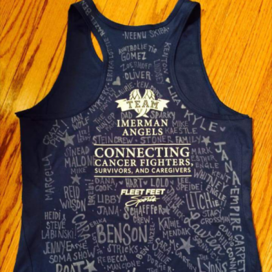 Team Imerman Angels: 2019 Bank of America Chicago Marathon Photo