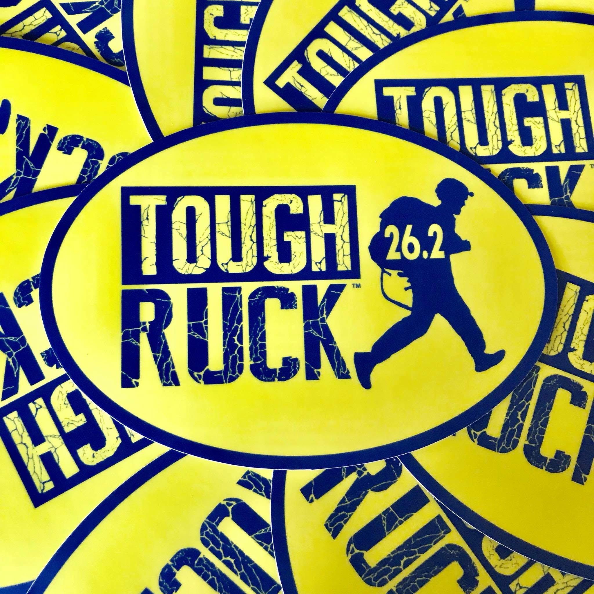 Tough Ruck - fueled by the Boston Marathon Photo