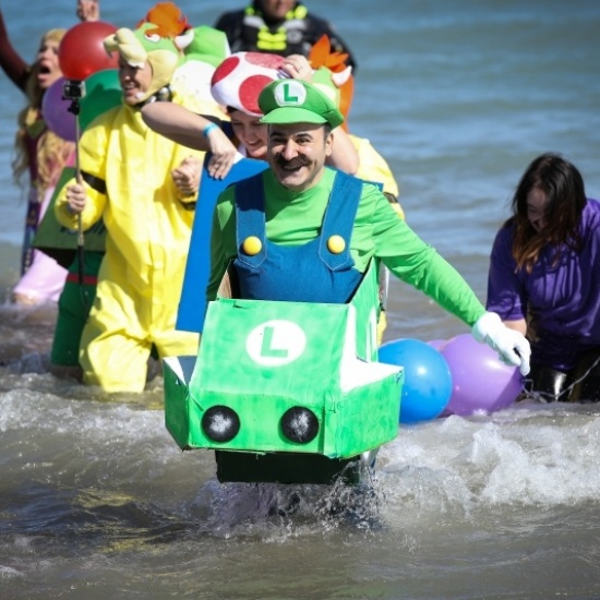 19th Annual Chicago Polar Plunge Photo