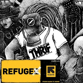 Help THRIF! Support the IRC  Mission to save & support Refugee Families in CRISIS.