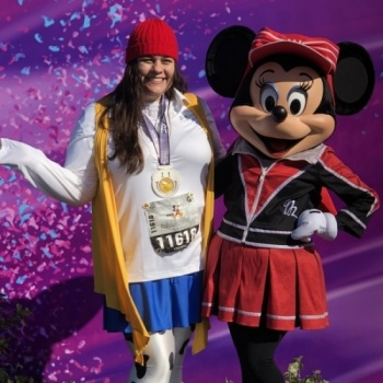 Yvonne Feijoo - 2018 Disney Princess 10K - Catch A Lift Cause