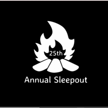 Beta Theta Pi's 25th Annual Sleepout