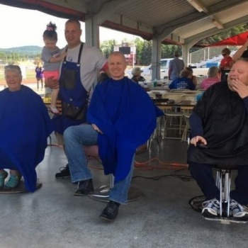 Brave The Shave Image