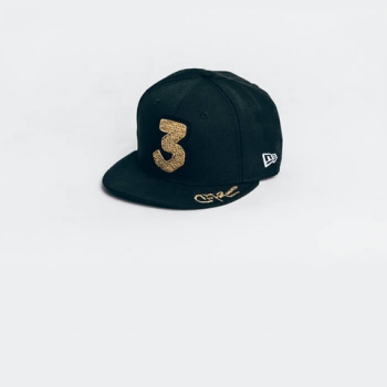 """Donate & Win an Autographed Chance the Rapper """"3"""" Hat Image"""