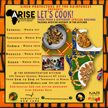 ARISE - African History, Past to Present Food