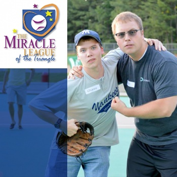 Hitting the Ball with Our Local Friends with Special Needs