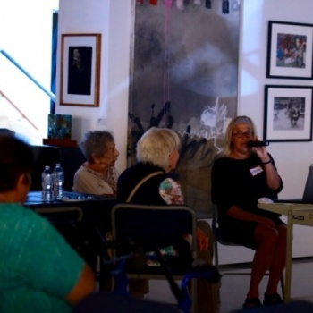 Memory Cafes at Studio Channel Islands