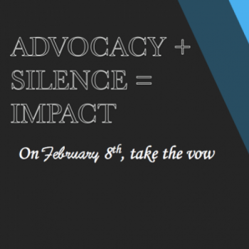 Vow of Silence - UBC Free the Children