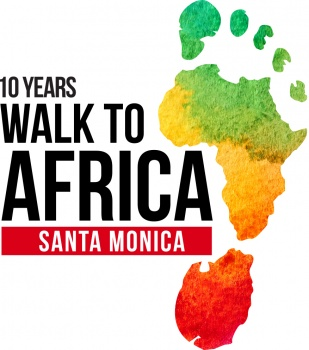 10 Years Walking To Africa
