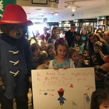 Help end homelessness with Paddington in Greater Hartford