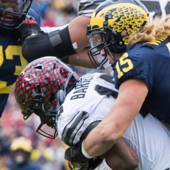 Chase Winovich Hair Dye Challenge for ChadTough! Image